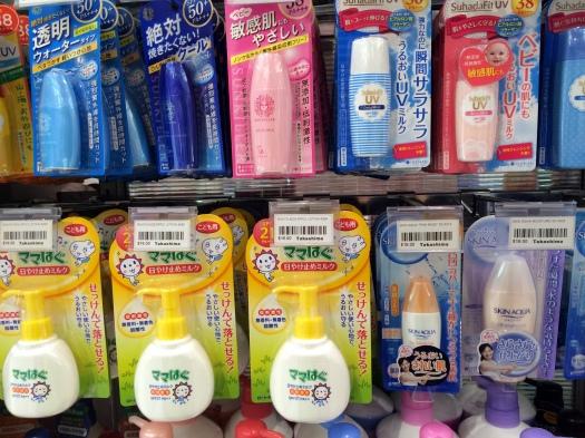 10 Sunkiller Suhadafit Rohto Kids Skin Aqua UV Sunscreens