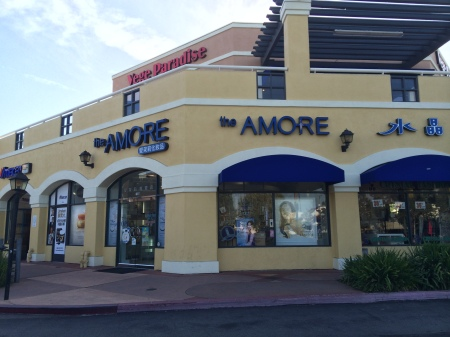 10 Amore Focus Plaza Entrance