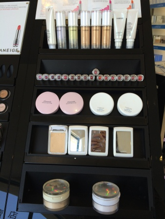 More Laneige makeup