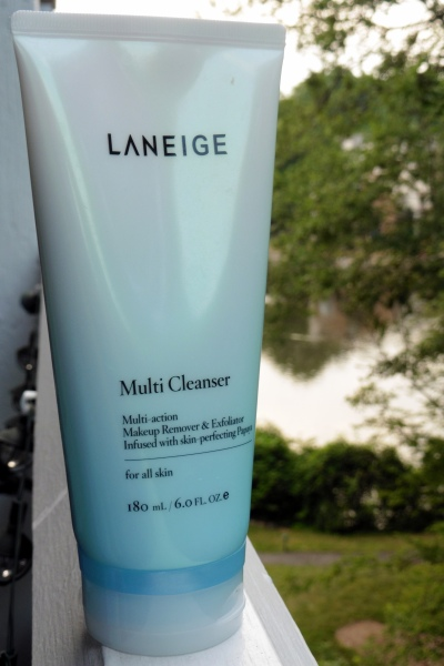 01 Laneige Multi Cleanser Review