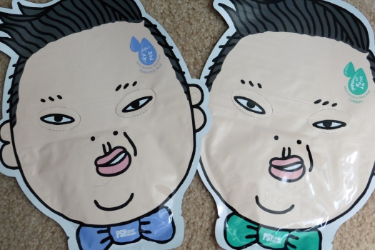01 Psy Sheet Masks
