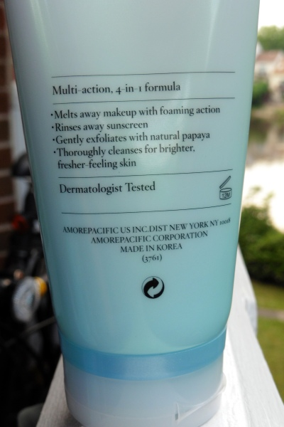02 Laneige Multi Cleanser Review