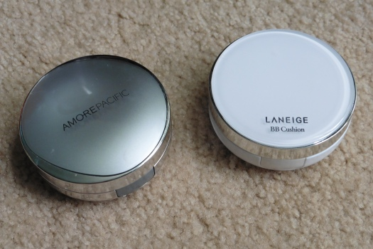 06 Hera UV Mist C21 Laneige BB Cushion Light Review