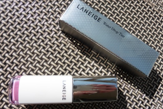 01 Laneige Water Drop Tint Orchid Violet Review