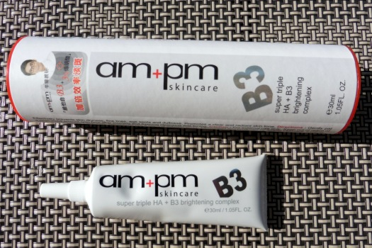 01 Naruko AMPM Super Triple HA+B3 Brightening Complex Review