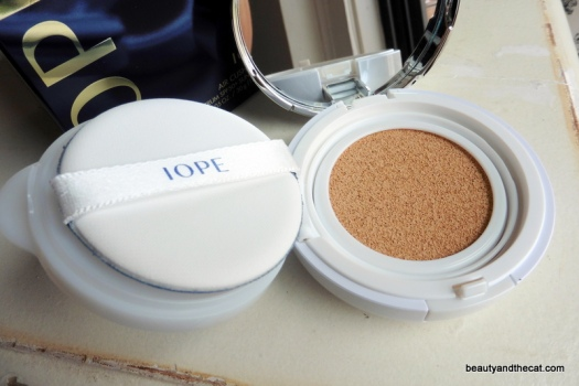 02  IOPE Air Cushion XP C23 Cover Beige Review