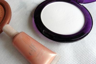 05 Urban Decay De-Slick Mattifying Powder elf Shimmering Facial Whip in Lilac Petal