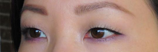 09 Ben Nye LU-17 Cosmic Violet Anna Sui Eyeshadow 201 NYX White Eye Shadow Base Review