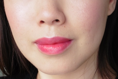 01 Laneige Water Drop Tint Raspberry Pink Review