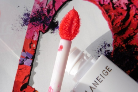 05 Laneige Water Drop Tint Raspberry Pink Review