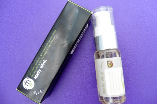01 Melty Wink Double Eyelid Essence Review