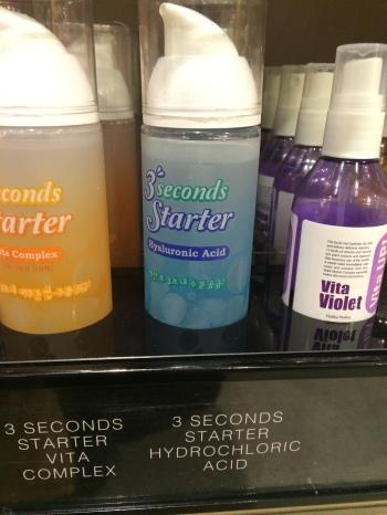 01 Urban Outfitters Herald Square Holika Holika 3 Seconds Starter Hyaluronic Acid