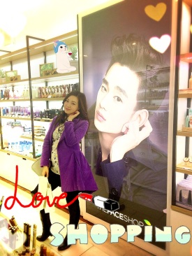05 The Face Shop Flushing - Do Min Joon