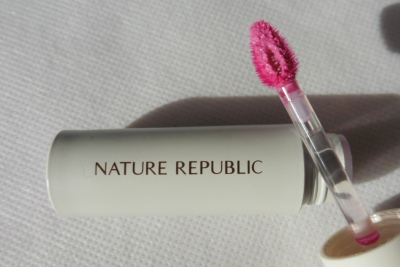 03  Nature Republic By Flower Triple Volume Tint 03 Lilac Review