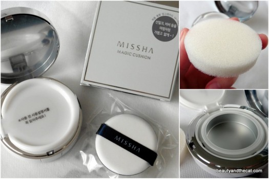 01 Missha Magic Cushion Review Tutorial