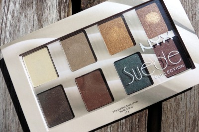 01 NYX Suede Collection Palette Review