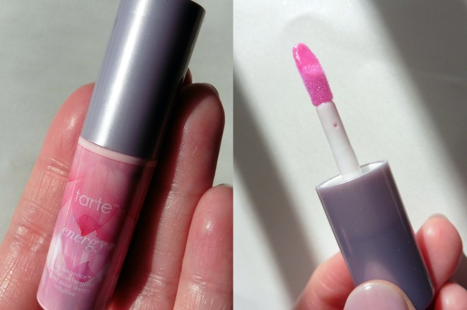 01 Tarte Lipsurgence Skintuitive Energy Lip Gloss Review