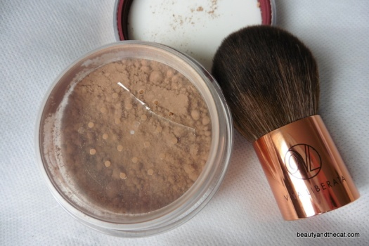 01 Vita Liberata Trystal Bronzing Minerals Review-Light Sunkissed