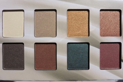 02 NYX Suede Collection Palette Review