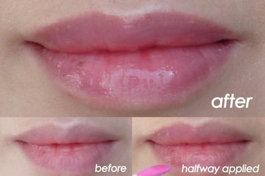 02 Tarte Lipsurgence Skintuitive Energy Lip Gloss Review