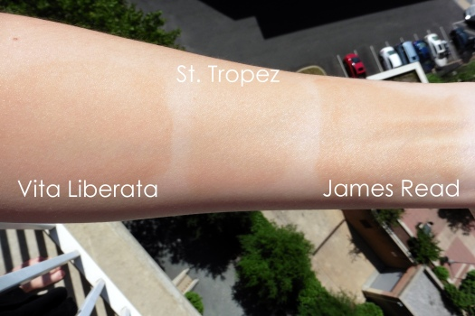 04 Vita Liberata St Tropez James Read Comparison Review