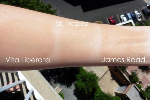 04 Vita Liberata St Tropez James Read Comparison Review