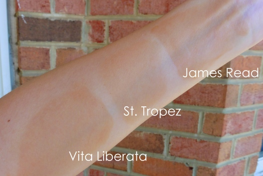 05 Vita Liberata St Tropez James Read Comparison Review