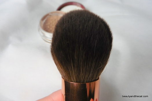 06 Vita Liberata Trystal Bronzing Minerals Review Kabuki Brush