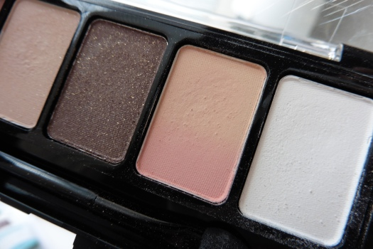08 NYX Adorable Shadow Palette