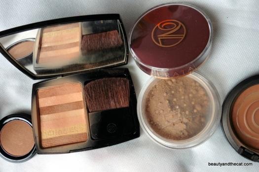 09 Vita Liberata Trystal Bronzing Minerals Compare ModelCo Chanel MAC