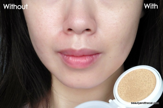 04 Innisfree Water Glow Cushion 23 Review