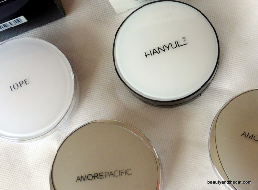 02 Favorite Cushion Compacts