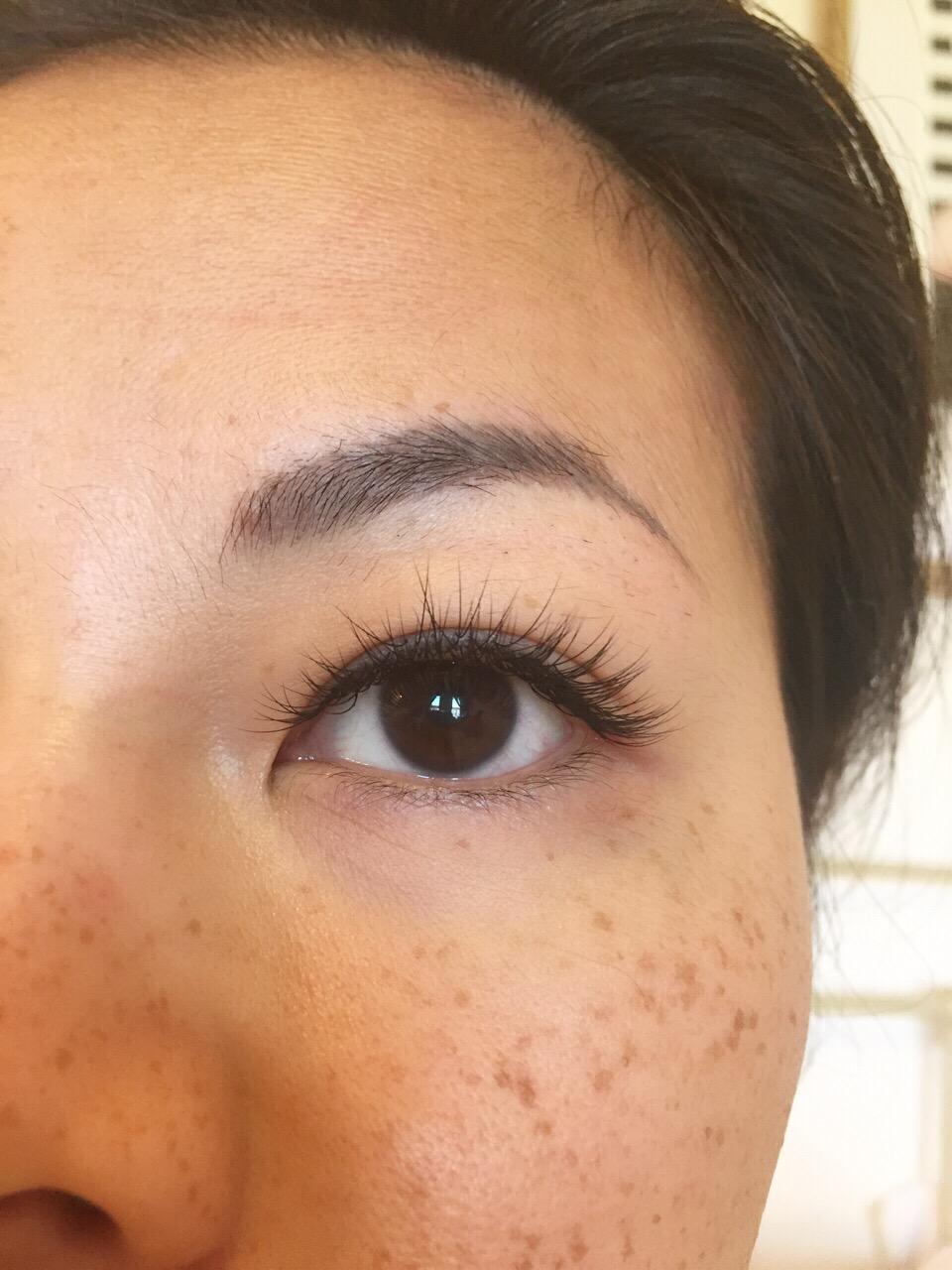Eyelash Extensions Beautyandthecats Beauty Blog