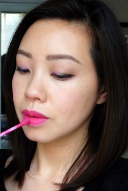 05  Shu Uemura Tint in Gelato AT 02 Sugar Plum Review