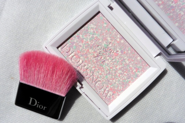 01 Dior Diorsnow Rainbow Powder Review