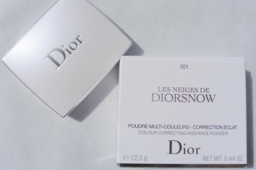 02 Dior Diorsnow Rainbow Powder Review