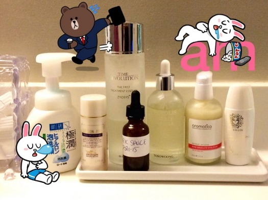 01 Korean Beauty Routine
