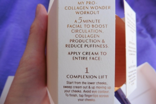 03 Charlotte Tilbury Magic Cream Massage Directions
