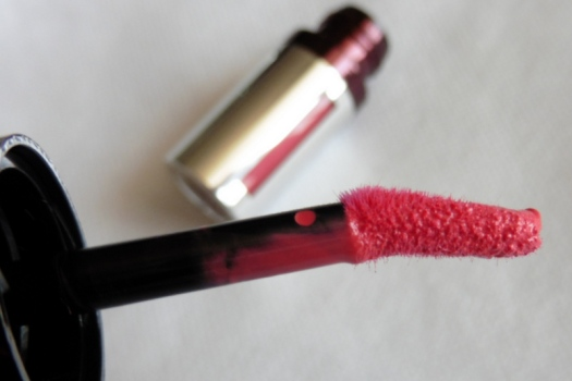 03 NoTS Lip Alive Color Mousse 03 Sweet Raspberry Review