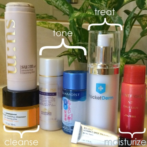06 Asian Western Skincare Routine