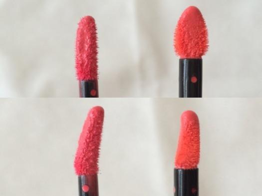 08 NoTS Lip Alive Color Mousse 03 Sweet Raspberry Dupe Dior Fluid Stick Rieuse