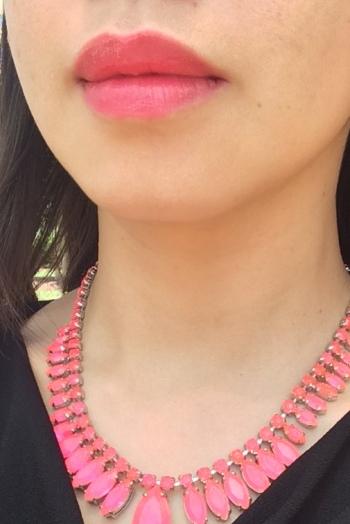 11 NoTS Lip Alive Color Mousse 03 Sweet Raspberry Review