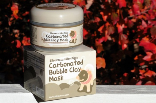 01 Elizavecca Milky Piggy Carbonated Bubble Clay Mask Review