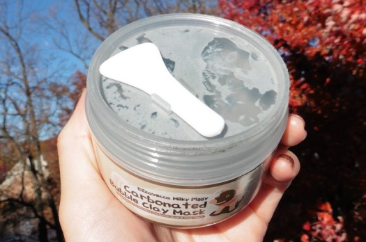 03 Elizavecca Milky Piggy Carbonated Bubble Clay Mask R