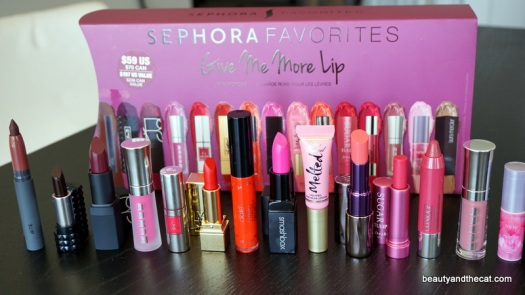04 Sephora Favorites Give Me More Lip Review 2015