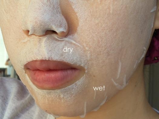 06 Lovemore Sheet Mask Review