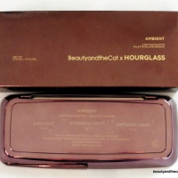 BeautyandtheCat x Hourglass Ambient Lighting Palette