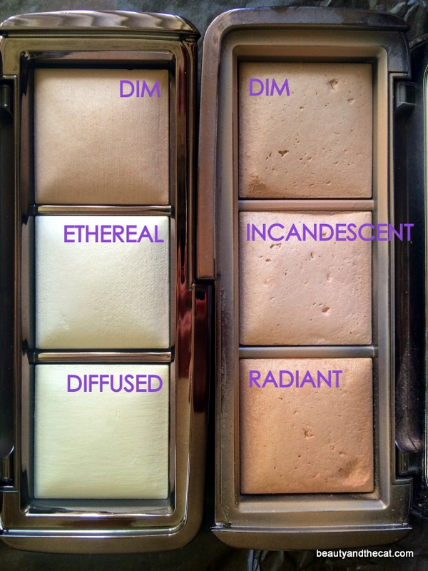 ... 07 Hourglass Ambient Lighting Palette Comparison