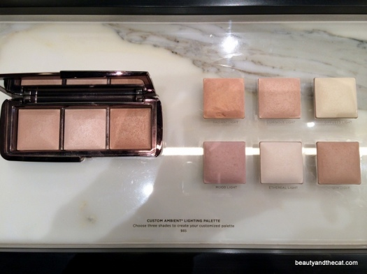09 Hourglass Custom Ambient Lighting Palette Review