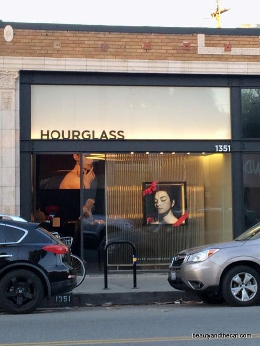 10 Hourglass Store in Venice